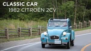 vintage citroen classic car 1982 citroën 2cv driving ca youtube