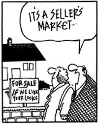 why real estate is always a sellers u0027 market