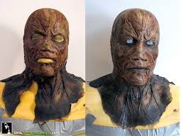 Spawn Costume Spawn Mask Original Movie Prop Restoration Tom Spina Designs