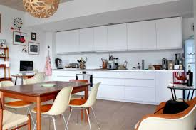 decorer cuisine toute blanche beau decorer cuisine toute blanche avec cuisine blanche la eclat