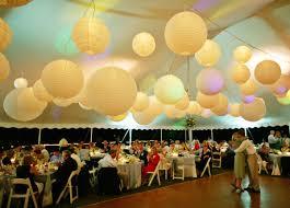 white lanterns for wedding centerpieces modern style paper lantern wedding decorations with wedding