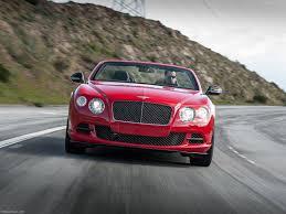 bentley red convertible bentley continental gt speed convertible 2014 pictures