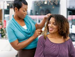 Job Description Of Cosmetologist How Does A Hairstylist Spend A Workday Career Trend