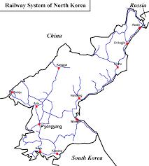 rail transport in north korea wikipedia