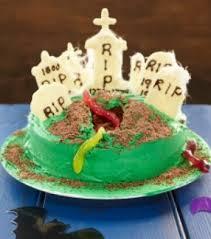horrible halloween cakes