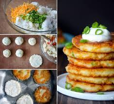 food network sweet potato pancake sandwiches via bobby