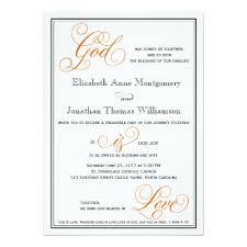 christian wedding invitations christian wedding invitations god is christian