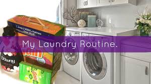 Home Tips And Tricks by My Simple And Easy Laundry Routine 2017 Clean With Me Tips And