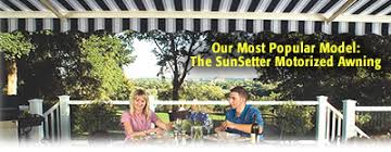 Sunsetter Awnings Parts Sunsetter Awnings Retractable Deck And Patio Awning