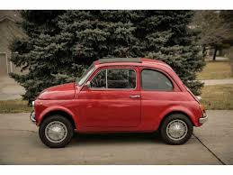 fiat 500 classic fiat 500 for sale on classiccars com