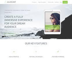 10 best free responsive fullscreen wordpress themes 2017