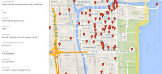 Google Map New Orleans by Browse All Of Chicago U0027s Landmarks In One Interactive Map Curbed