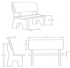outdoor bench dimensions download garden bench dimensions pdf