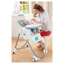 Fisher Price High Chair Swing Fisher Price 4 In 1 Total Clean High Chair Target