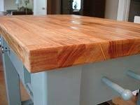 How To Clean And Oil by How To Clean And Oil Butcher Block For Use In The Kitchen