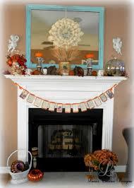 mantelpiece decorations