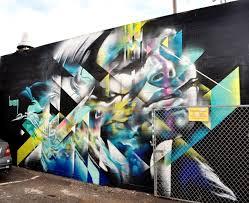kaka ako street art capital of hawaii trashtastika street art by hueman kaka ako