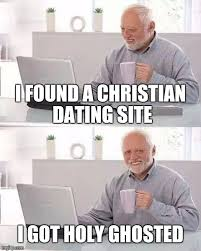 Christian Dating Memes - hide the pain harold meme imgflip