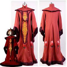 Jar Jar Binks Halloween Costume Online Buy Wholesale Star Wars Queen Amidala From China Star Wars