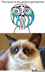 Angry Cat Good Meme - f you grumpy cat meme by themj meme center