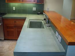 Concrete Kitchen Sink by 9 Best Concrete Integral Kitchen Sinks Images On Pinterest