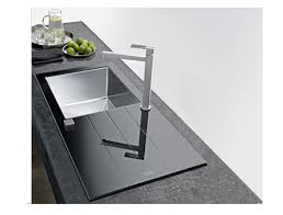 catalogo franke lavelli lavello cucina in vetro temprato e acciaio franke cristal