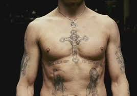 cross tattoo on chest meaning cross tattoos for men and their