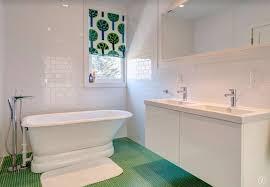 Tile Vanity Top Contemporary Full Bathroom With Quartz Vanity Top U0026 European