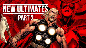 new ultimates part 3 of 4 thor u0027s bargain with hela youtube