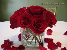 bulk roses wedding centerpiece ideas wholesale cube vases bulk square