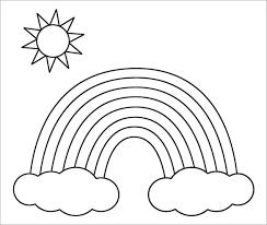 8 rainbow templates u2013 free pdf documents download free