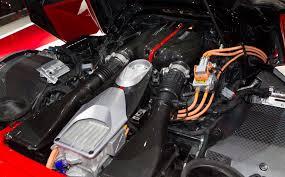 laferrari engine laferrari carsinamerica