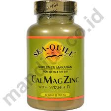 sea quill calmagzinc with vitamin d