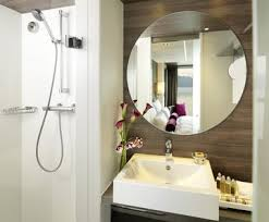 Bathroom With Shower Lüftner Cruises Ms Amadeus Silver