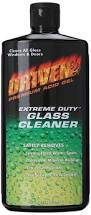 amazon com driven extreme duty glass cleaner 16 oz bottle