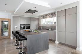 truffle grey kitchen