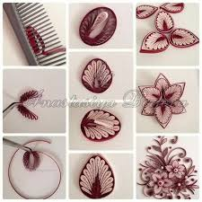 tutorial quilling flower 1603 best quilling images on pinterest quilling paper crafts and