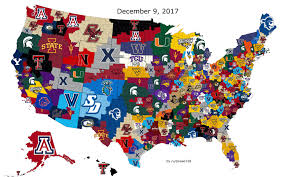 Ucf Map College Basketball Imperialism Map December 9th Secrant Com