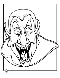 scary halloween coloring pages fablesfromthefriends