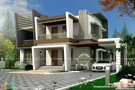 modern contemporary home 400 sq yards kerala home design