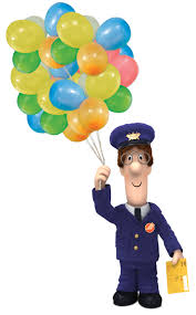 card postman pat writings ramblings reviews