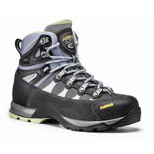asolo womens boots uk asolo stynger gtx walking boots s graphite lilac