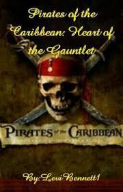 pirates caribbean heart gauntlet deathwatch 427