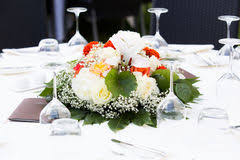 banquet centerpieces banquet table centerpiece stock photos royalty free pictures