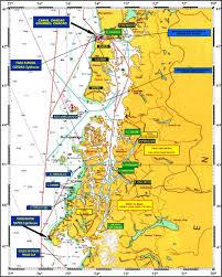 Magellan Route Map by Estrecho De Magallanes