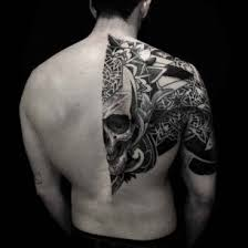 tattoos in the back awesome back on conchita arechiga tattoos