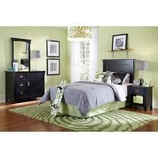 bedroom in a box powell mission black twin bedroom in a box walmart com