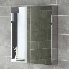 bathroom cabinets liberty stainless steel mirrored corner benevola