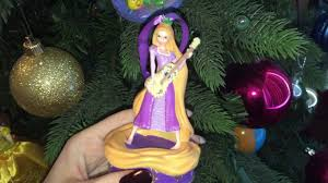 2016 rapunzel disney sketchbook ornament musical