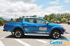 triton mitsubishi 2016 review 2017 mitsubishi triton 2 4l mivec u2013 another couple of